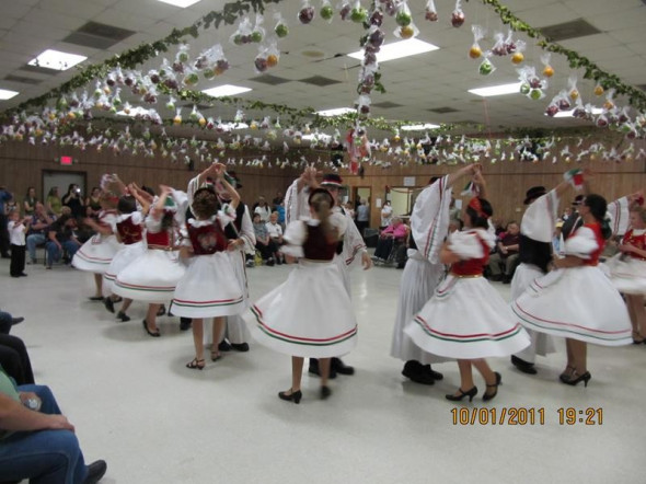 Hungarian Harvest Dance